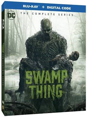 Swamp Thing the Complete Series Available in Feb.
