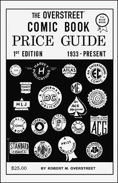 Review: The Overstreet Comic Book Price Guide #1 Facsimile Edition