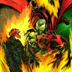 Spawn vs Ghost Rider