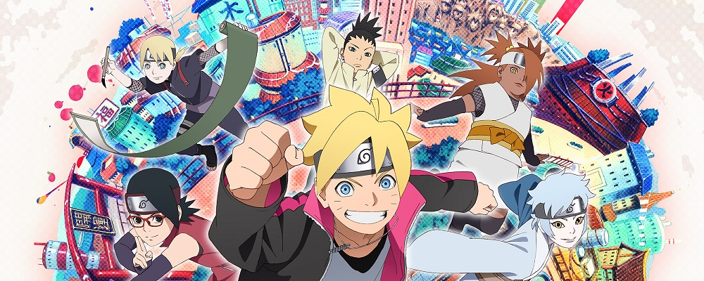 """5 Point Discussions – Boruto: Naruto Next Generations 62: """"The"""