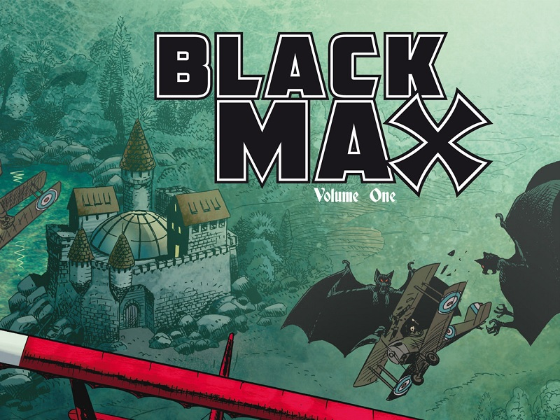 Fighting The British With Bats: Advanced Review Of Black Max ...