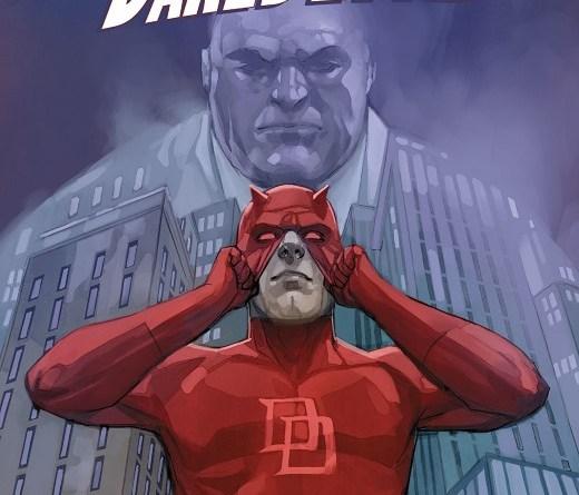 Daredevil #609 cover by Phil Noto