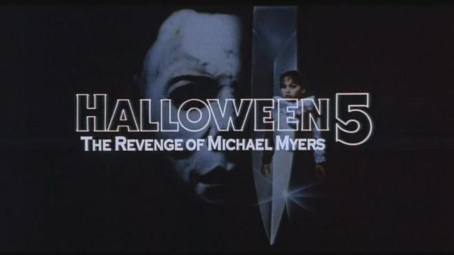 Franchise Expansion (Or Implosion)- Halloween 5: The Revenge Of
