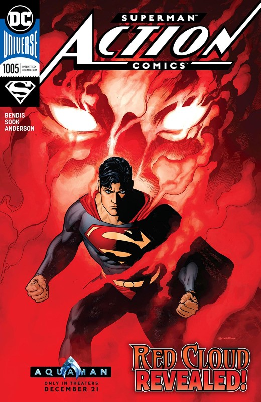 Action Comics #1005 cover by Ryan Sook