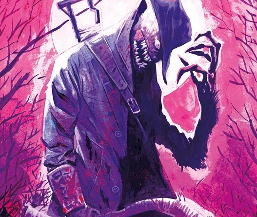 Bloodborne #7 cover by Michael Walsh