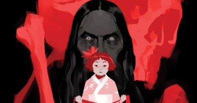 Crimson Lotus #1 cover by Tonci Zonjic