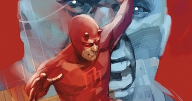 Daredevil #610 cover by Phil Noto