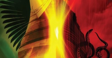 Dark Ark #11 cover by Juan Doe