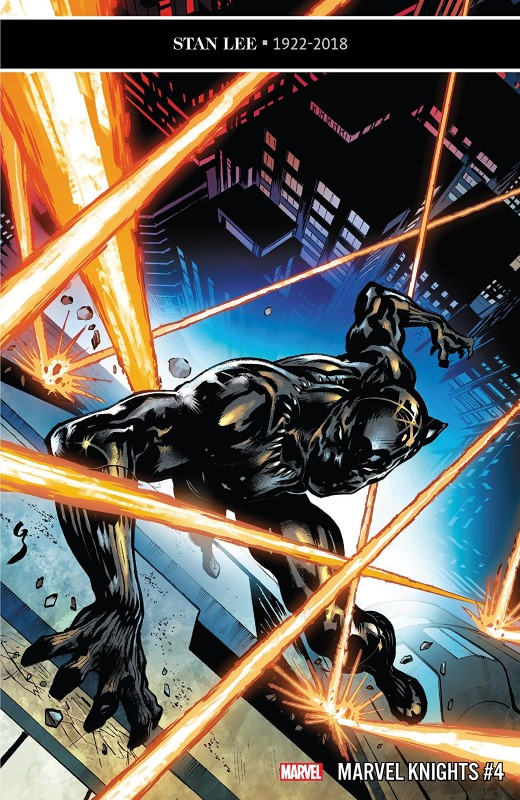 Marvel Knights 20th #4 cover by Geoff Shaw and Rain Beredo
