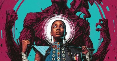 Shuri #3 cover by Sam Spratt