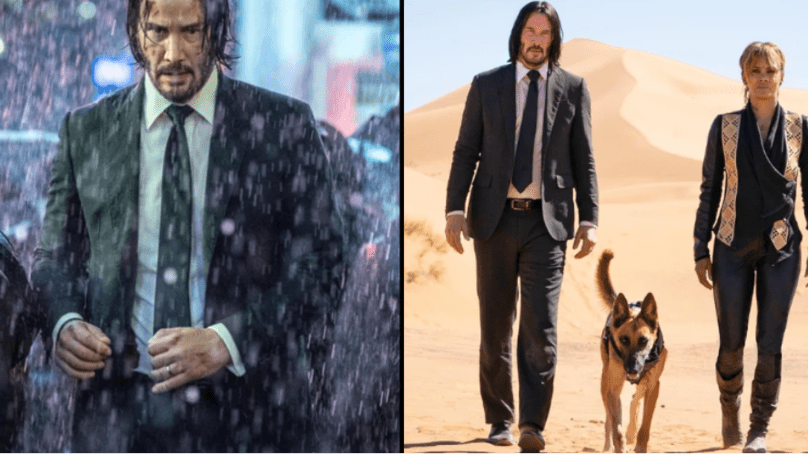 The Dogs Are Out For Blood In The Trailer For John Wick 3