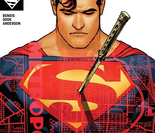 Action Comics #1006 cover by Ryan Sook