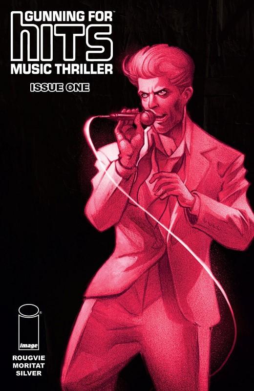 Gunning for Hits #1 cover by Moritat