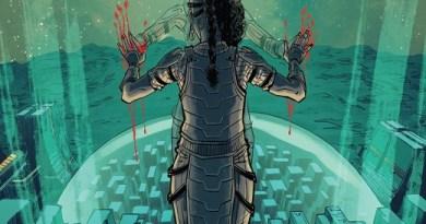 Self-Made #2 cover by Eduardo Ferigato and Marcelo Costa