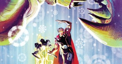 Thor #9 cover by Mike del Mundo