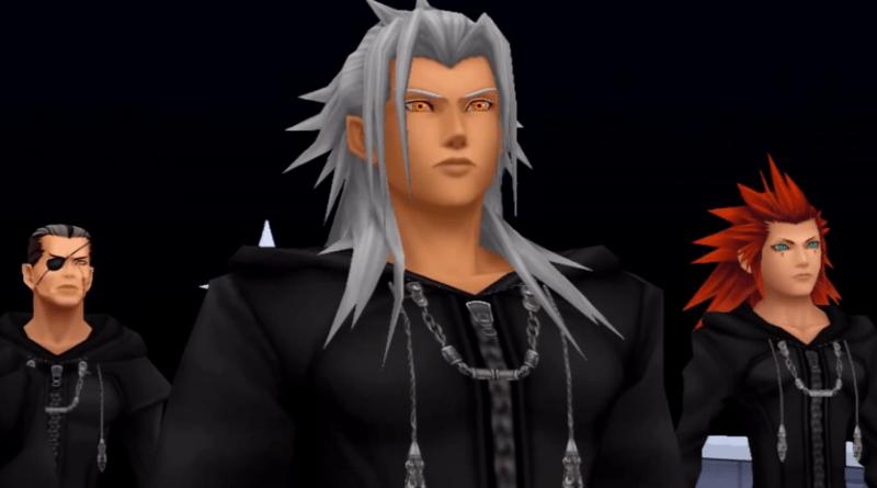 Xemnas unveils Kingdom Hearts to the Organization in Kingdom Hearts 358/2 Days