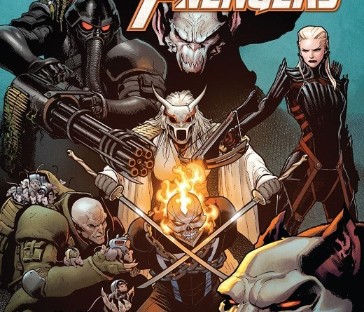 Avengers #15 cover by David Marquez and Justin Ponsor