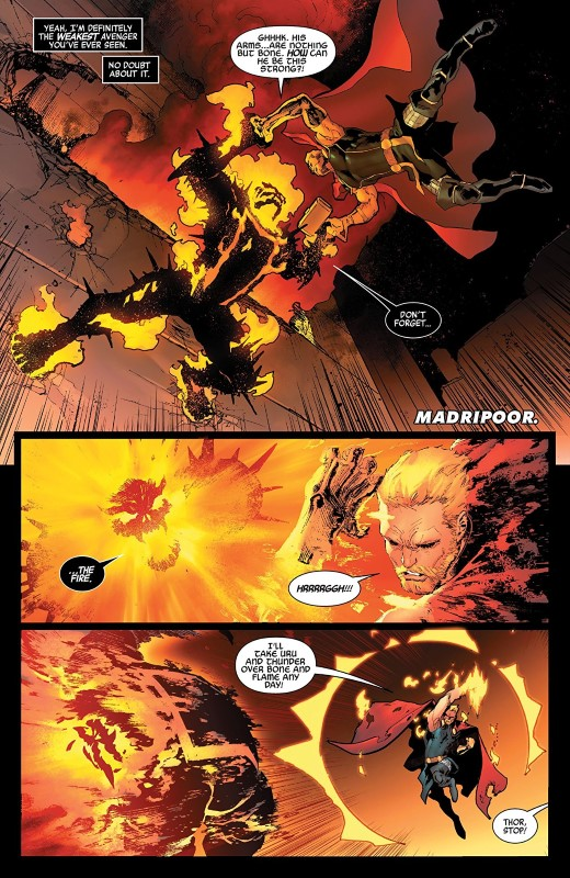 The Battle For The Ghost Rider's Soul In Avengers #16 – COMICON