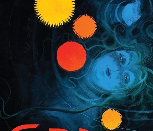 Coda #10 cover by Matias Bergara