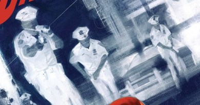 Daredevil #3 cover by Julian Totino Tedesco