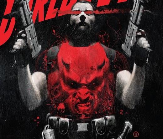 Daredevil #4 cover by Julian Totino Tedesco