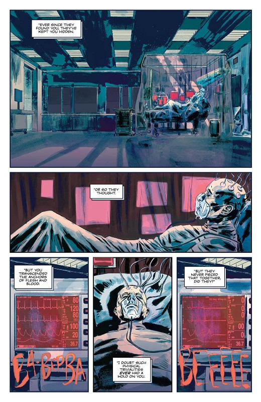 The Empty Man #6 art by Jesus Hervas, Niko Guardia, and letterer Ed Dukeshire