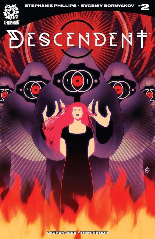 Descendent #2 cover by Juan Doe