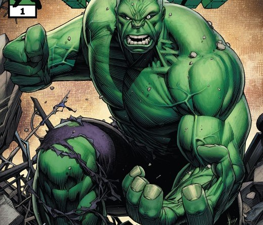 The Incredible Hulk: Last Call #1 cover by Dale Keown and Peter Steigerwald
