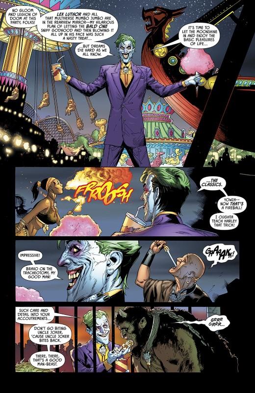 Detective Comics #1008 art by Doug Mahnke, Jaime Mendoza, Dave Baron, and letterer Rob Leigh