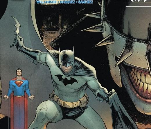 Batman/Superman #1 cover by David Marquez