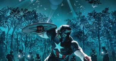 Captain America #12 cover by Alex Ross