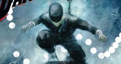 Daredevil #9 cover by Julian Totino Tedesco