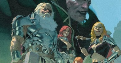 King Thor #1 cover by Esad Ribić