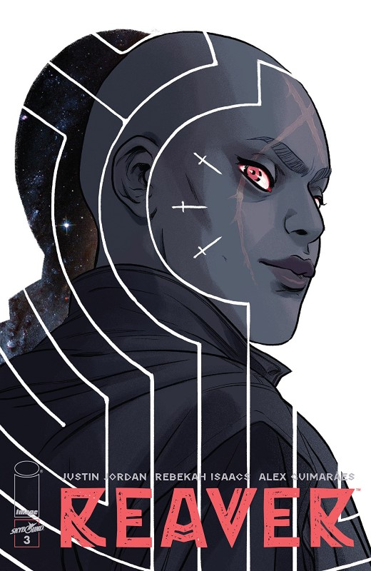 Reaver #3 cover by Becky Cloonan