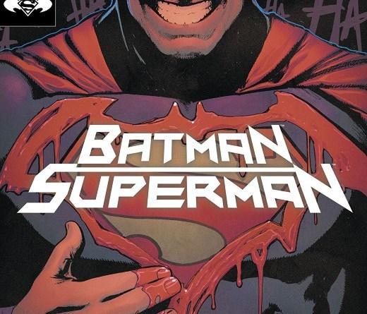 Batman/Superman #3 cover by David Marquez and Alejandro Sanchez