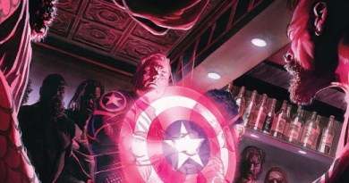 Captain America #16 cover by Alex Ross