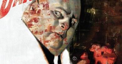 Daredevil #13 cover by Julian Totino Tedesco