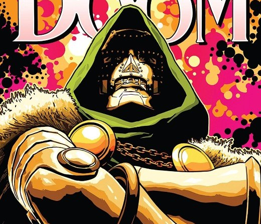 Doctor Doom #2 cover by Aco