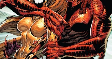 Scream: Curse of Carnage #2 cover by Mark Bagley, Andy Owens, and Romulo Fajardo Jr.