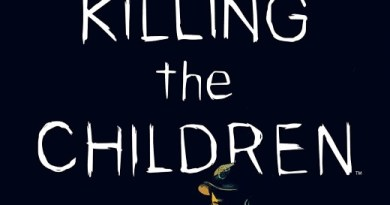 Something is Killing the Children #4 cover by Werther Dell'Edera and Giovanna Niro