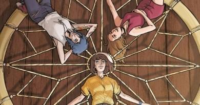 Life is Strange #12 cover by Claudia Leonardi