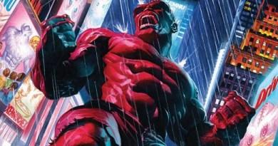 Immortal Hulk #31 cover by Alex Ross