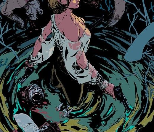 Kill Whitey Donovan #3 cover by Jason Pearson
