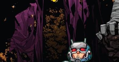 Ant-Man #2 cover by Dylan Burnett