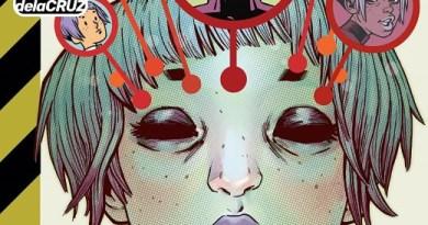 Eve Stranger #5 cover by Philip Bond