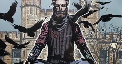 John Constantine: Hellblazer #4 cover by John Paul Leon