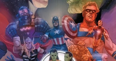 Road to Empyre: The Kree-Skrull War #1 cover by Phil Noto