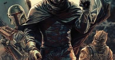 Star Wars: Bounty Hunters #1 cover by Lee Bermejo