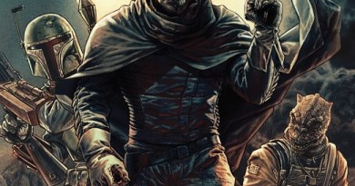 Star Wars: Bounty Hunters #1 cover by Lee Bermejo