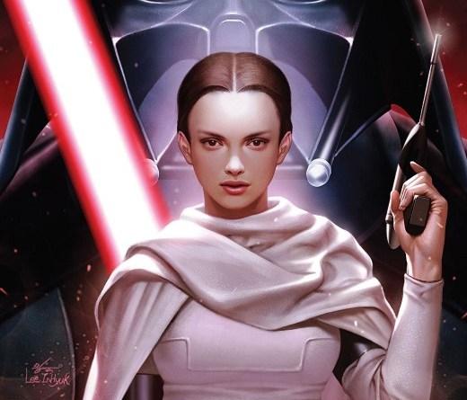 Star Wars: Darth Vader #2 cover by Inhyuk Lee